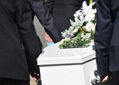 pogrzeb Kraków